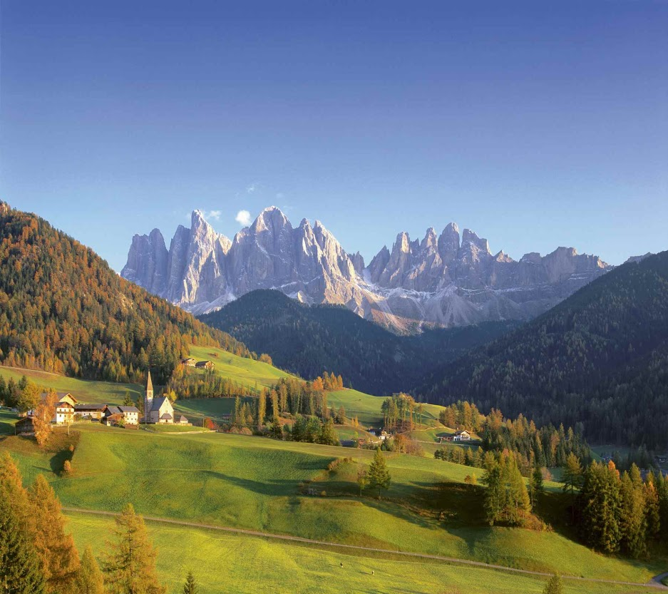 Dolomiti del Trentino Alto Adige