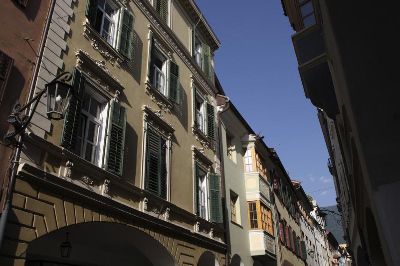 i portici della citta benessere merano in trentino alto adige