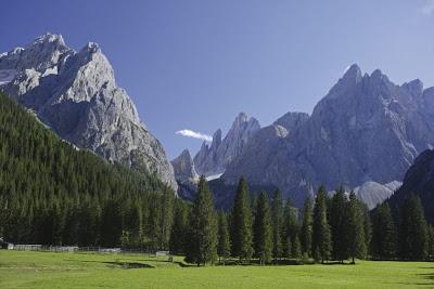 Le Dolomiti dell' Trentino Alto Adige