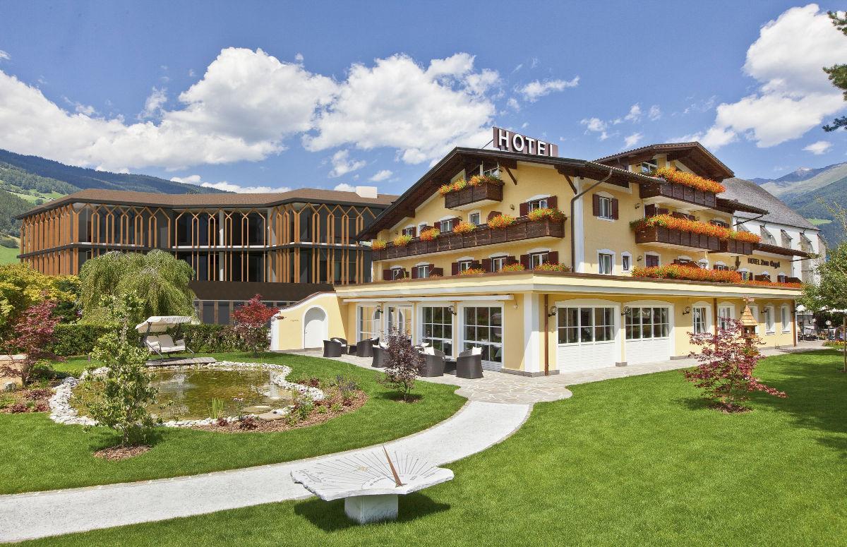 Parkhotel Benessere Zum Engel in Vipiteno