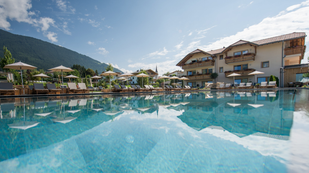 Hotel Benessere Sonnenhof in Alto Adige