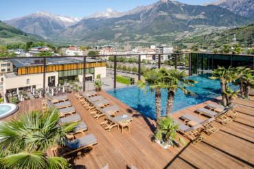 Hotel terme a merano benessere montagna - Hotel con piscina montagna ...
