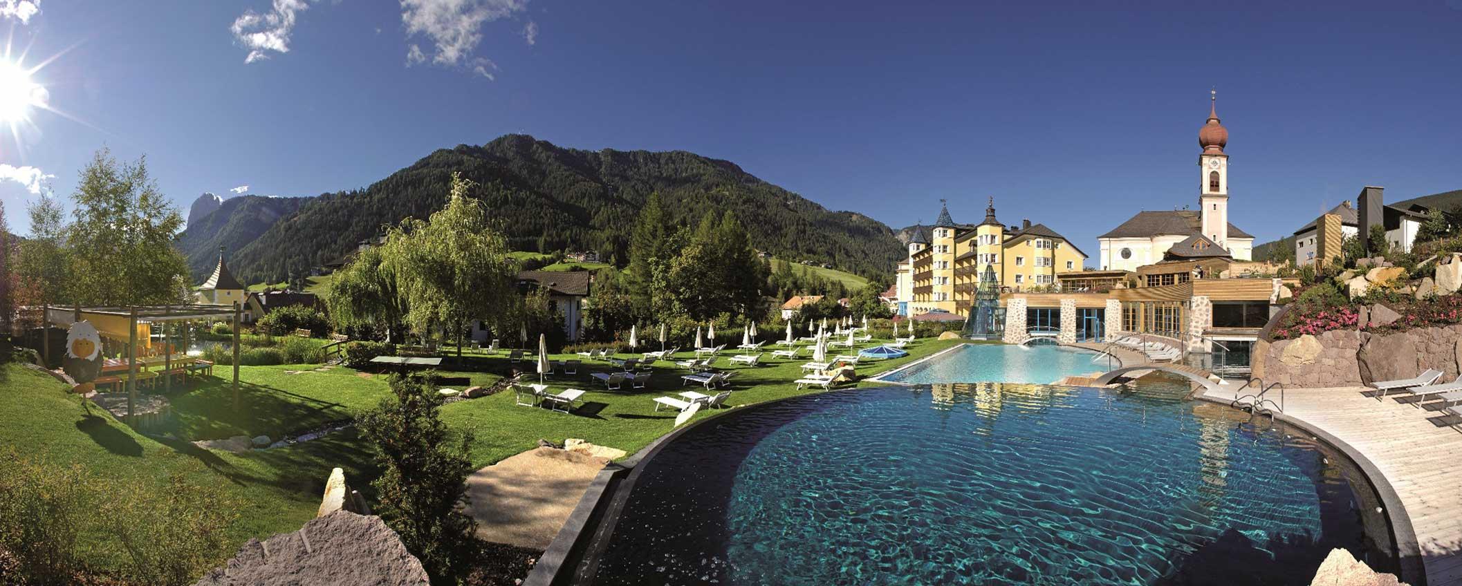 Hotel Adler Benessere & Spa Hotel Alto Adige