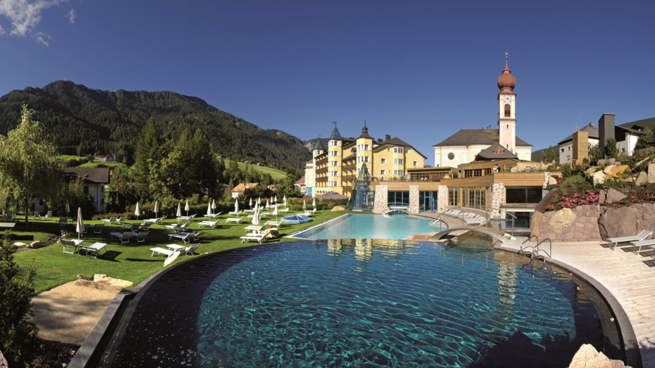 Hotel Adler Benessere Alto Adige