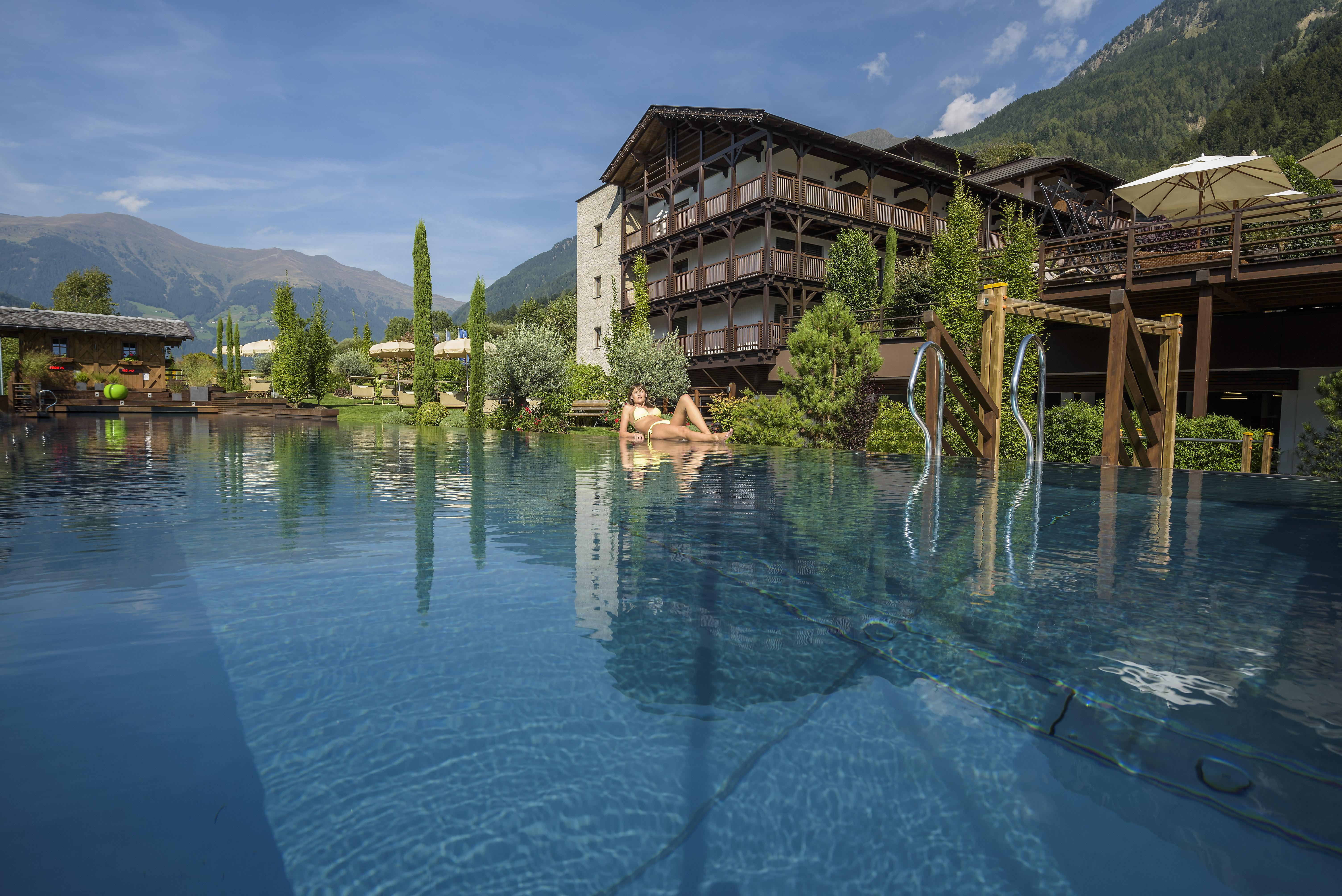 Golf & Spa Resorts Andreus Benessere Montagna Trentino Alto Adige