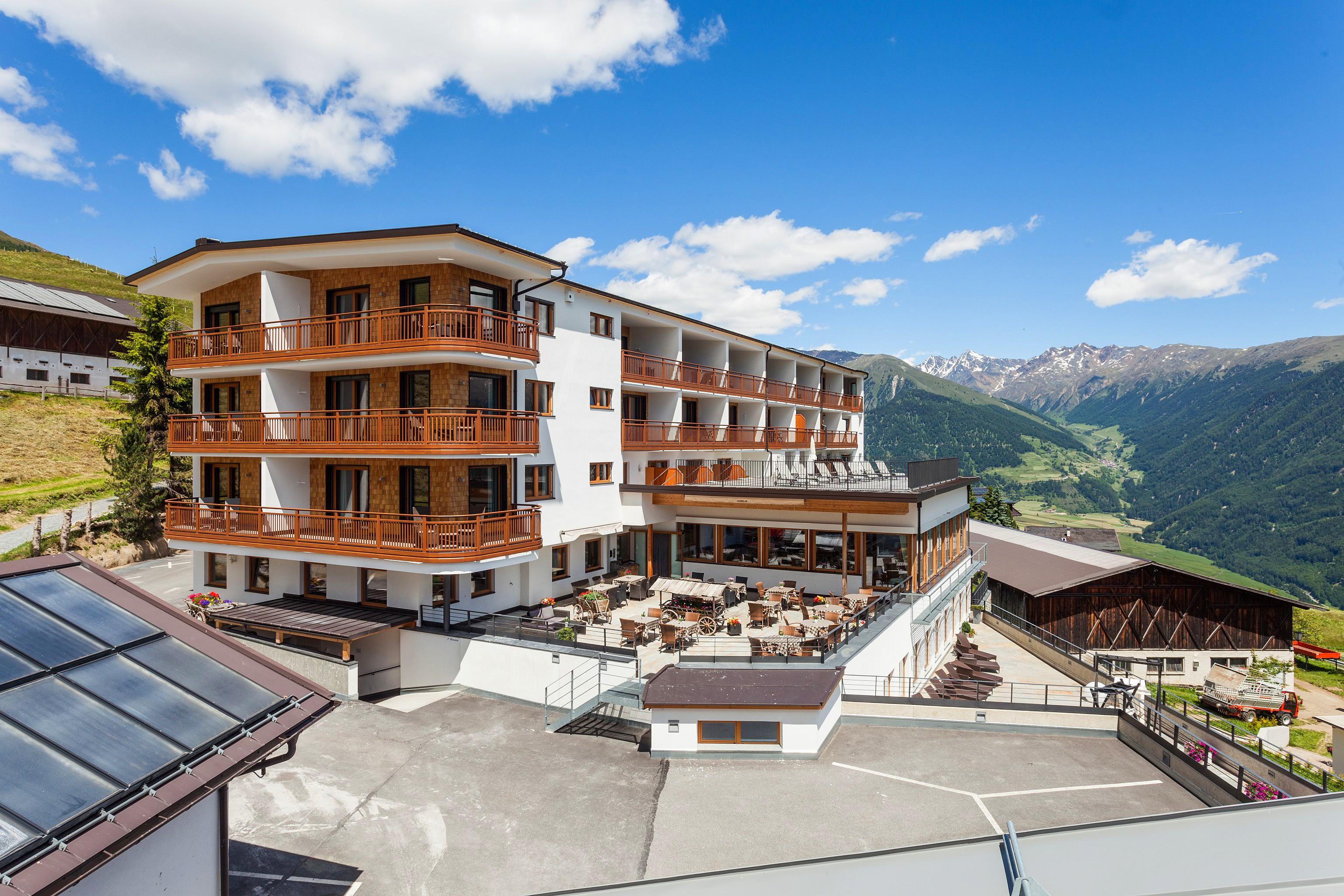 Hotel Watles Val Venosta Benessere & Spa