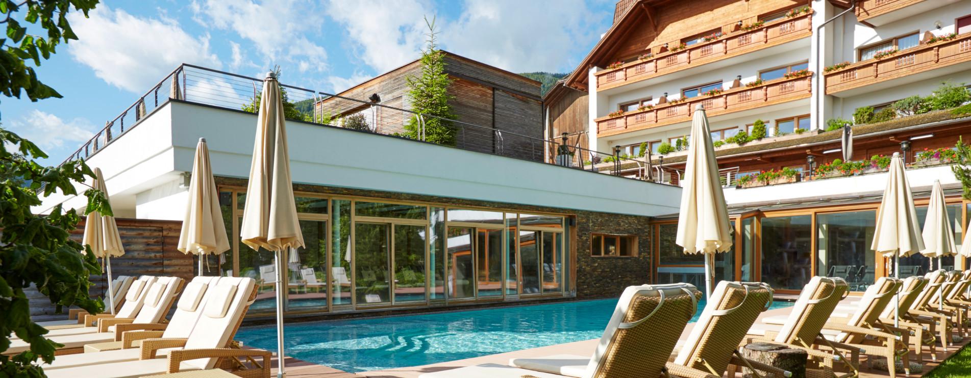Sporthotel Winkler, Hotel Benessere in Trentino Alto Adige Lanerhof