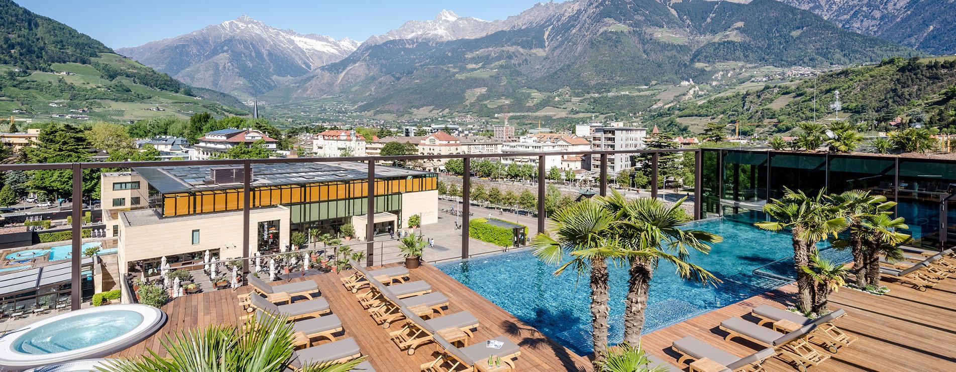 Hotel Terme Merano Sky Spa Benessere
