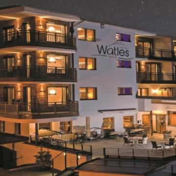 Panorama Hotel Watles Val Venosta