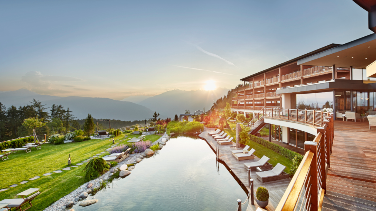 Hotel 5 stelle Merano Mirabell