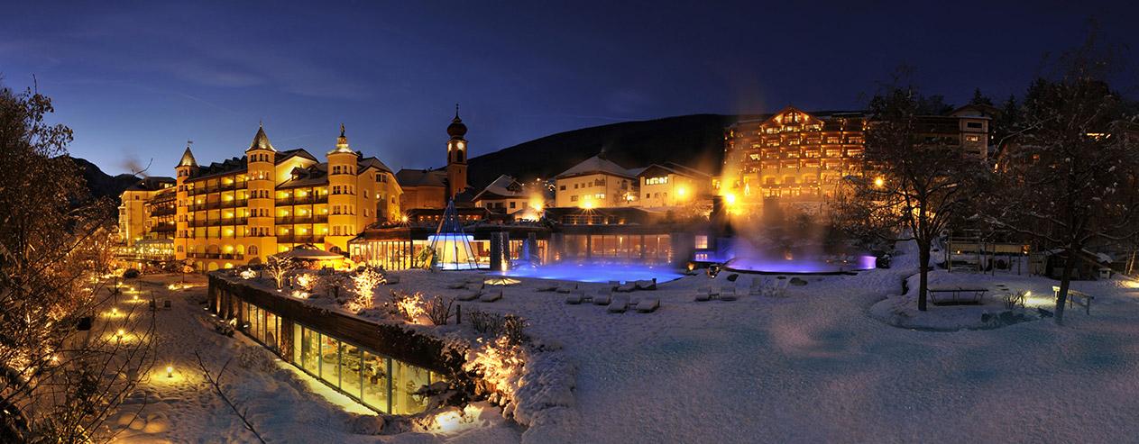 Hotel Adler Dolomiti Benessere Resort 5 stelle