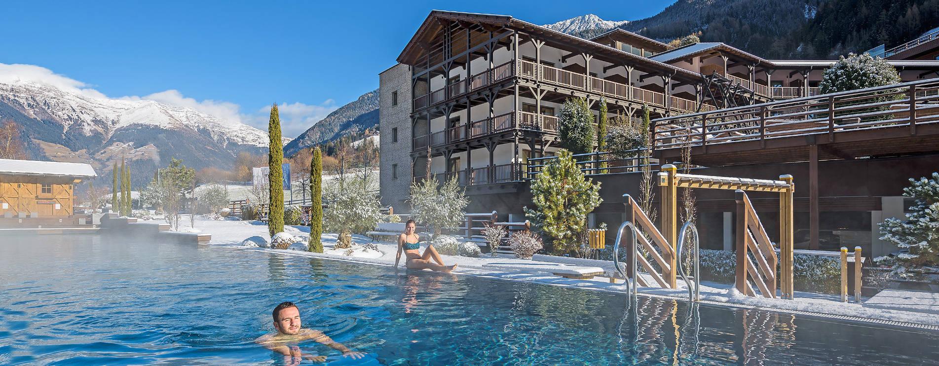 5 Stelle Hotel Andreus Val Passiria - Golf & Wellness Resort Alto Adige