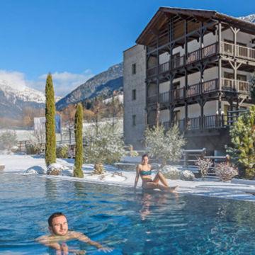 Hotel Andreus Golf Resort - 5 Stelle Alto Adige