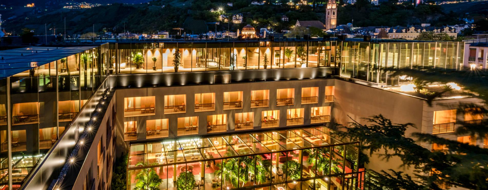 Hotel Therme Merano - Hotel 5 Stelle Spa Alto Adige