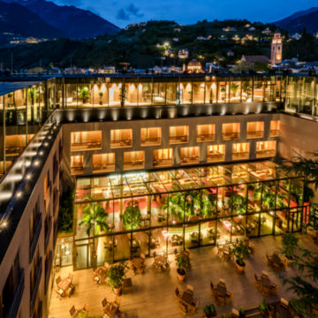 Hotel Therma Merano Spa & Wellness Alto Adige