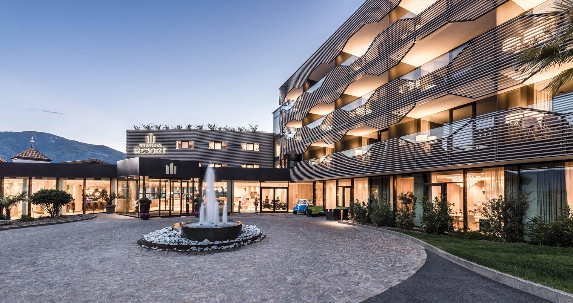 Schenna Resort - Wellness & Spa Hotel Benessere sopra Merano