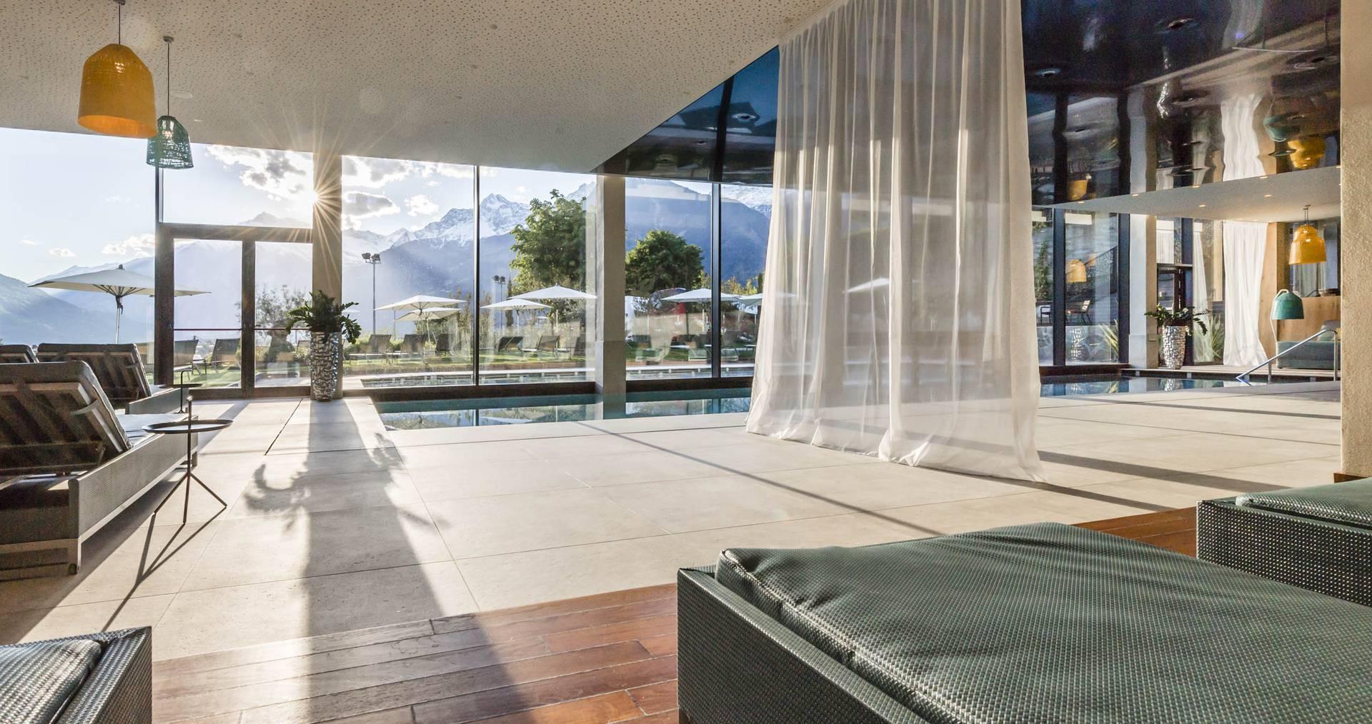 Schenna Resort - 3 Hotel Benessere sopra Merano