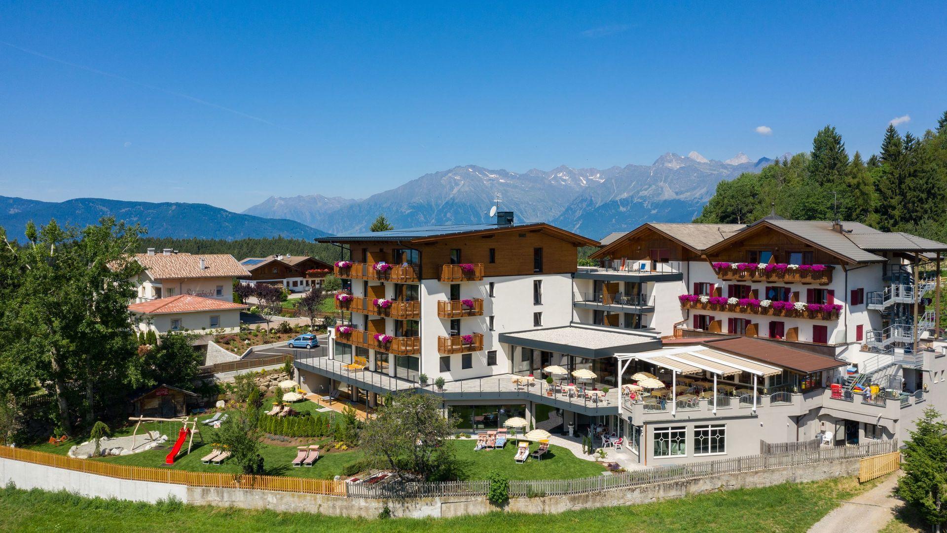 Hotel Benessere Sonnenheim Panorama Avelengo e Merano