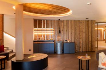Hotel Benessere Sonnenheim Avelengo Lobby