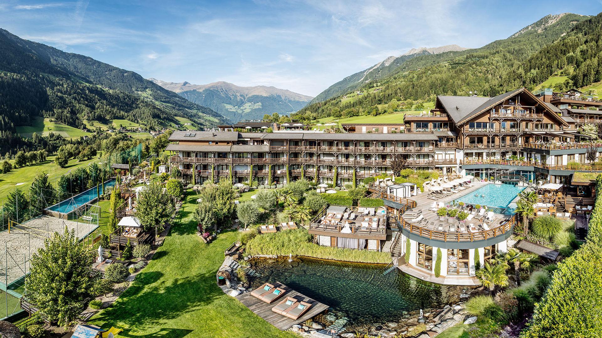 Spa Hotel Benessere Andreus Resort Val Passiria vicino Merano