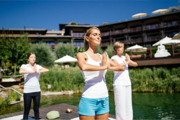 Yoga Hotel Benessere Spa Andreus