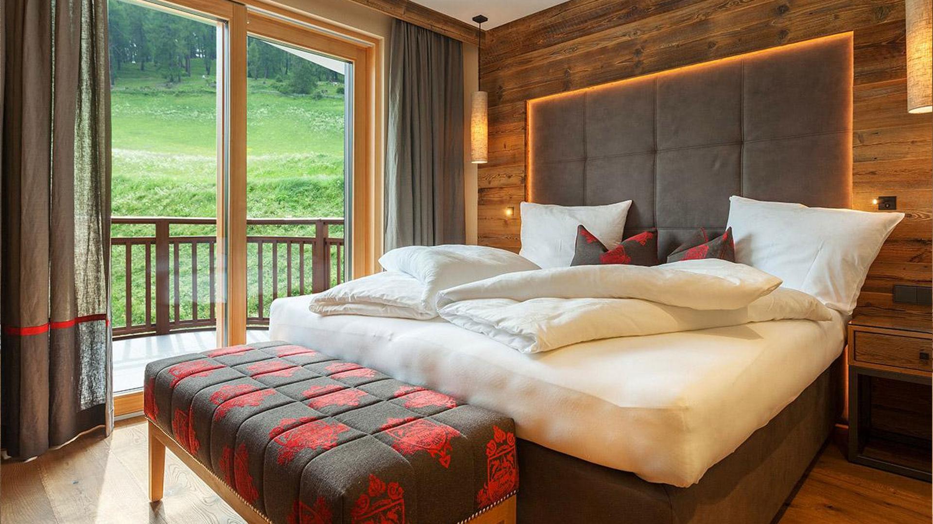 Camera Hotel Watles Val Venosta Benessere
