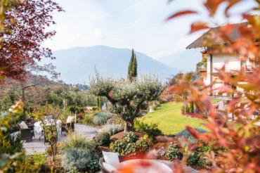 Giardino Hotel Kiendl Scena Merano
