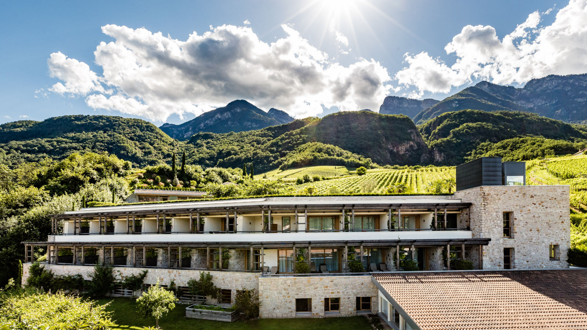 Hotel Benessere Hasslhof a Caldaro