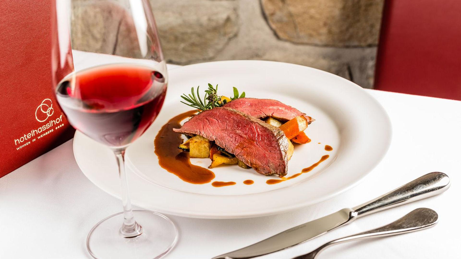 Gourmet Hotel Hasslhof a Caldaro sulla strada del vino